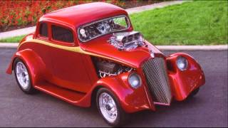 1933 willys 77 coupe