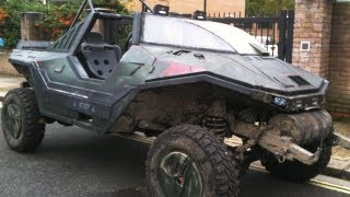 Buy a HALO WARTHOG!! -- Game LT #4