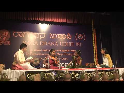 Malaya Marutha ( Manasa Etulo) By Adithi Hebbar And Arundhathi Hebbar video
