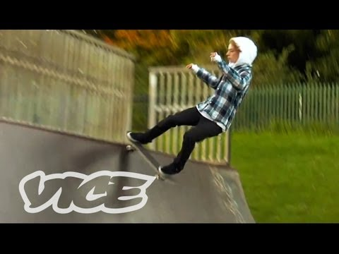 Skate World: England
