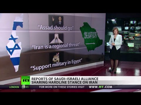 Odd Couple: Israel, Saudi Arabia negotiate union against Iran?