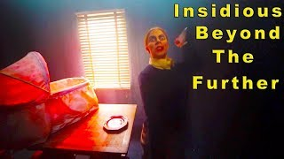 Insidious: Beyond the Further - Halloween Horror Nights 2017 (Universal Studios Hollywood, CA)