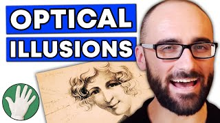 Optical Illusions (feat. Vsauce) - Objectivity #18