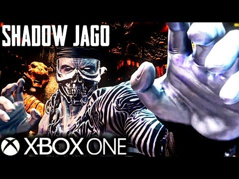 Killer Instinct 3 Xbox One Multiplayer - SHADOW JAGO vs ORCHID Gameplay - NEXT GEN GRAPHICS