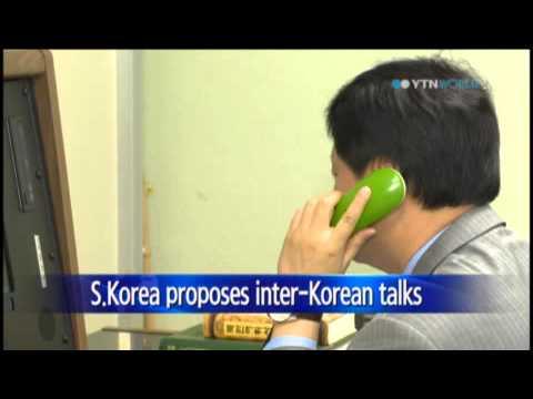 S.Korea proposes high-level talks with N.Korea / YTN