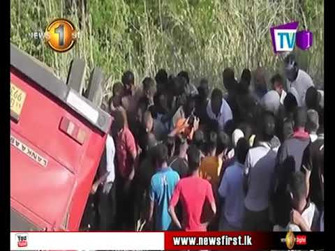 bus that fell into 7|eng