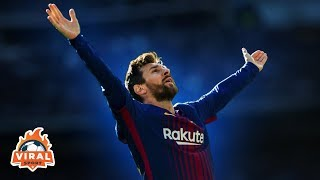 17 Impossible Goals Scored Lionel Messi That Christiano Ronaldo Will NEVER Ever Can in Football