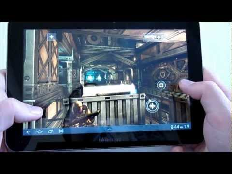 Video: Best Android Tablet Game EVER ShadowGun