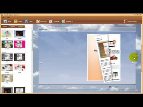 How to Convert Word to Flipbook with Kvisoft FlipBook Maker