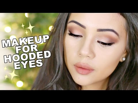 Makeup for hooded eyes video