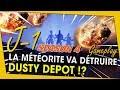 J 1 AVANT LA MÉTÉORITE SUR DUSTY DEPOT FORTNITE BATTLE ROYALE mp3