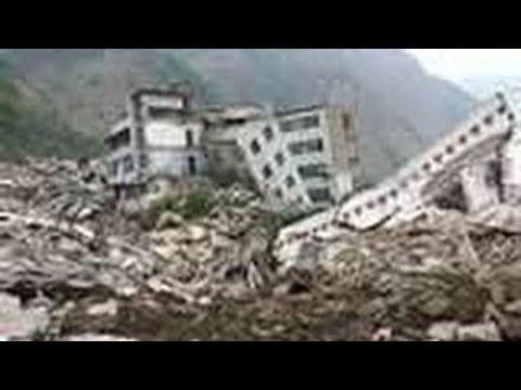 Monstrous! MEXICO - GUATEMALA 7.4 MEGA QUAKE 50 Dead 100 Msg Nov.7,2012