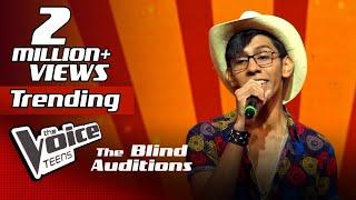Siyum Sandeep | Ape Punchi Badapu Blind Auditions | The Voice Teens Sri Lanka