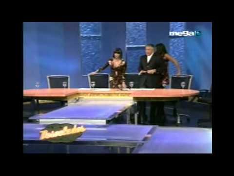 OMAR MOYNELO y la actriz Ana Carolina Da Fonseca Video