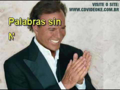 Julio Iglesias   A Veces Tu Veces Yo