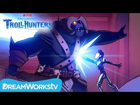 [MOTION COMIC] Trollhunters Season 1 Recap | TROLLHUNTERS