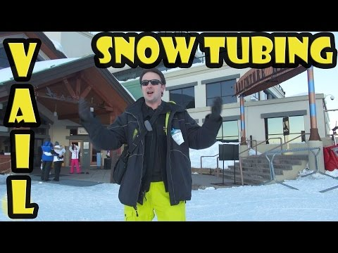 Snow Tubing at Vail Colorado Guide