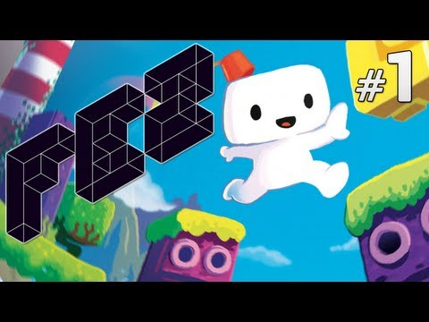 Juicetra Plays | Fez {Episode 1}