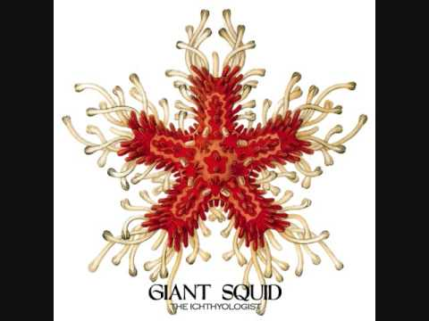 Giant Squid - Throwing A Donner Party At Sea Physeter Catodon