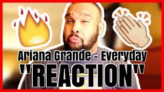 Ariana Grande ft. Future - Everyday [REACTION]