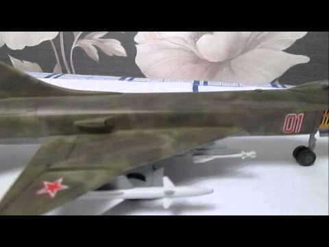 обзор модели самолета Су-15ТМ