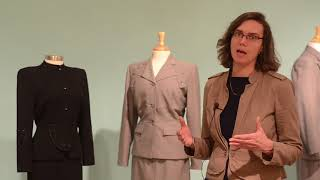Fashions of the Forties: From World War II to the New Look - Part 1: War and Post-Wartime Fashion