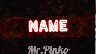 |Intro Template By|Mr.Pinko|Sony Vegas Pro 11,12,13|#35|BCC, Sapphire|Multicolor|Go 10 Like?|