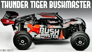 THUNDER TIGER BUSHMASTER - Unboxing & In-Depth Look