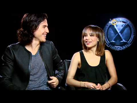 STAR Movies VIP Access: X-Men: First Class - Zoe Kravitz & Alex Gonzalez