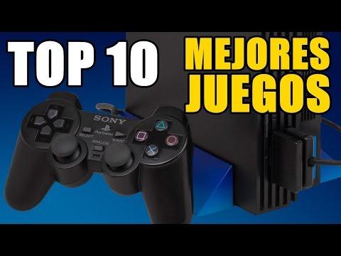 CVG - Top 10 Los Mejores Juegos de la Historia de Playstation 2 (PS2)