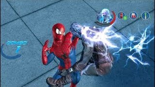 Siêu Nhân Người Nhện Spiderman - Giải Cứu Thành Phố Khỏi Trùm Tội Phạm #2