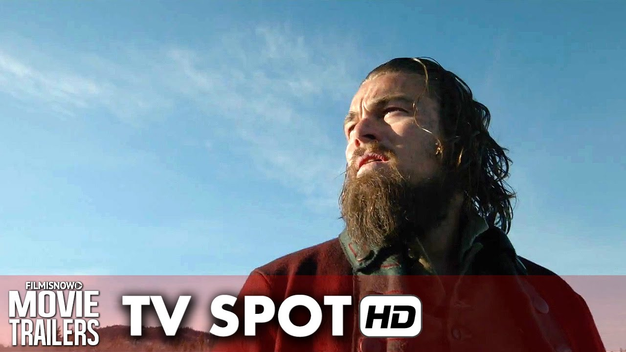 "The Revenant TV Spot ""My Son"" (2015) - Leonardo DiCaprio, Tom Hardy [HD]"
