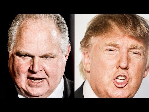 Limbaugh and Trump Team Up To Escalate War On Women