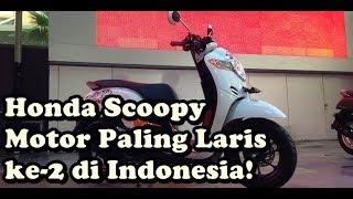 Inilah 4 Kelebihan Honda Scoopy 2019 Pantes Laku Biarpun Mahal!