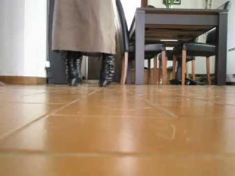 ballet boots walk