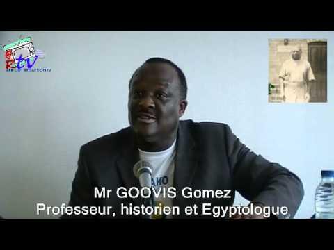 LE PROF GOMEZ HISTORIEN PARLE DE LA RDC ET DE SIMON KIMBANGU