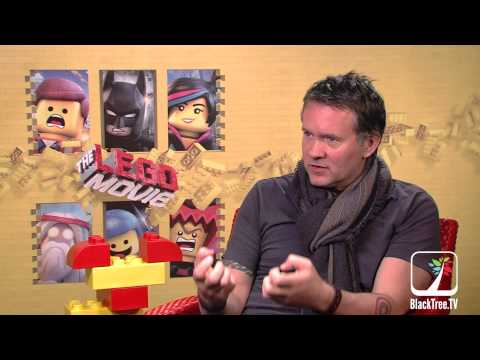 The Lego Movie w/ Chris McKay