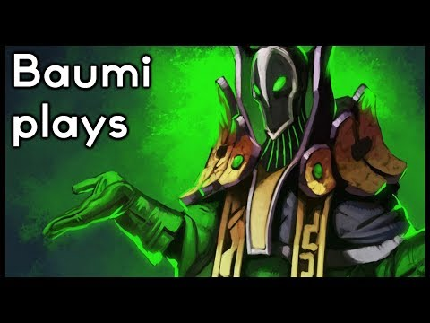 Dota 2 | MID RUBICK LIKE IT'S 2012!! | Baumi plays Rubick