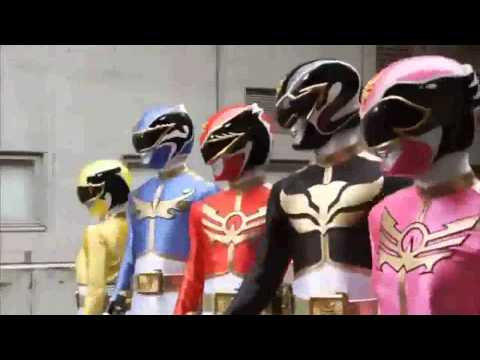 Power Rangers Megaforce Official Promo In Hindi