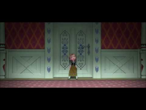 "FROZEN {Kristen Bell} - ""Do You Wanna Build a Snowman?"" HD"