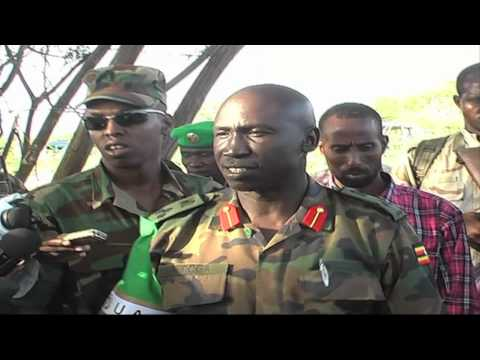 Nearly 250 al-Shabaab fighters surrender to AMISOM