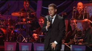 Michael Buble Video - Michael Bublé - This Love (Maroon 5) Live! Caught in the Act