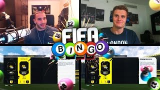FIFA 17 BINGO!!! IF YOU PACK A LEGEND = WIN THE WHOLE THING!!! FIFA 17 ULTIMATE TEAM