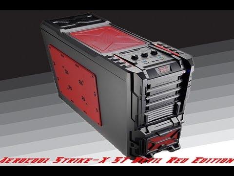 Review case Aerocool Strike-X ST Devil Red Edition - Recensione case Aerocool Strike-X ST Red Edi.