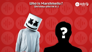 Who is Marshmello? We found the guy behind the helmet - Special Episode