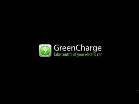 GreenCharge app for iPhone, iPad, and iPod Touch