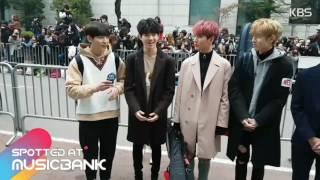 170407 KBS MUSICBANK Interview - Day6 cut