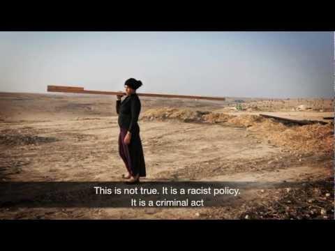 Frontline in the Negev