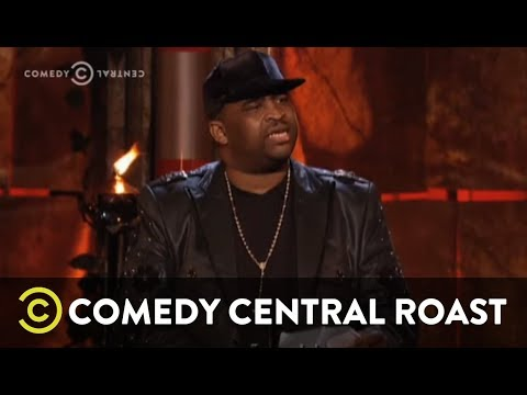 Roast Charlie Sheen - Patrice O'neal