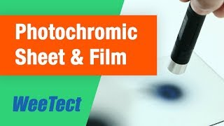 WeeTect Photochromic Film and Sheet